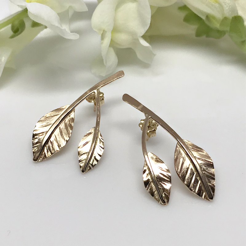 goldleafvineearrings-542-GF-7