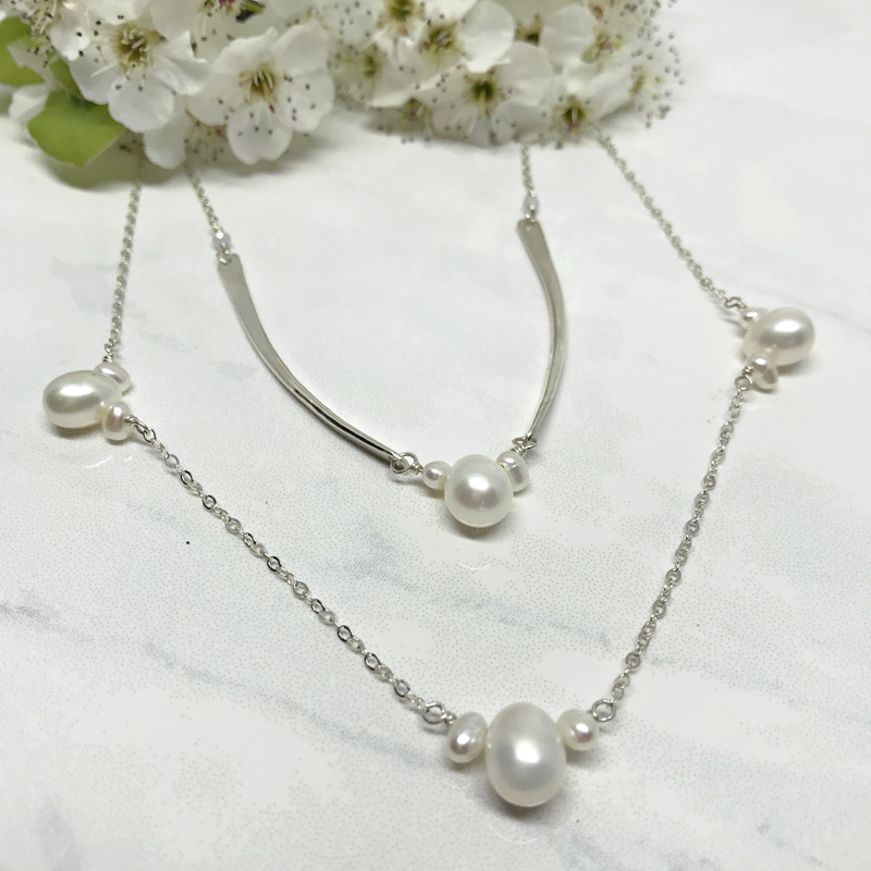 Layered-Pearl-Necklace 753-8