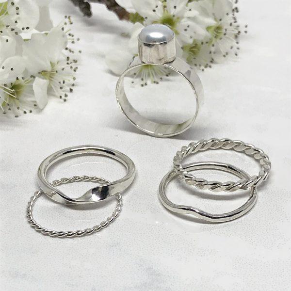 The Majori Rings