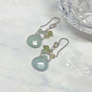 Summer Blue Earrings