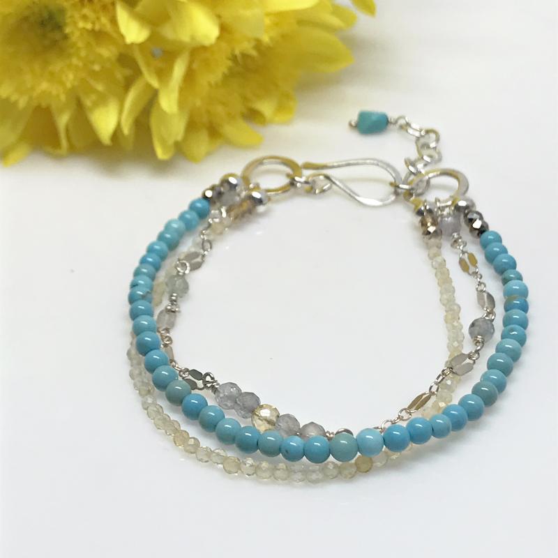 Layered-Gemstone-Bracelet-838-5
