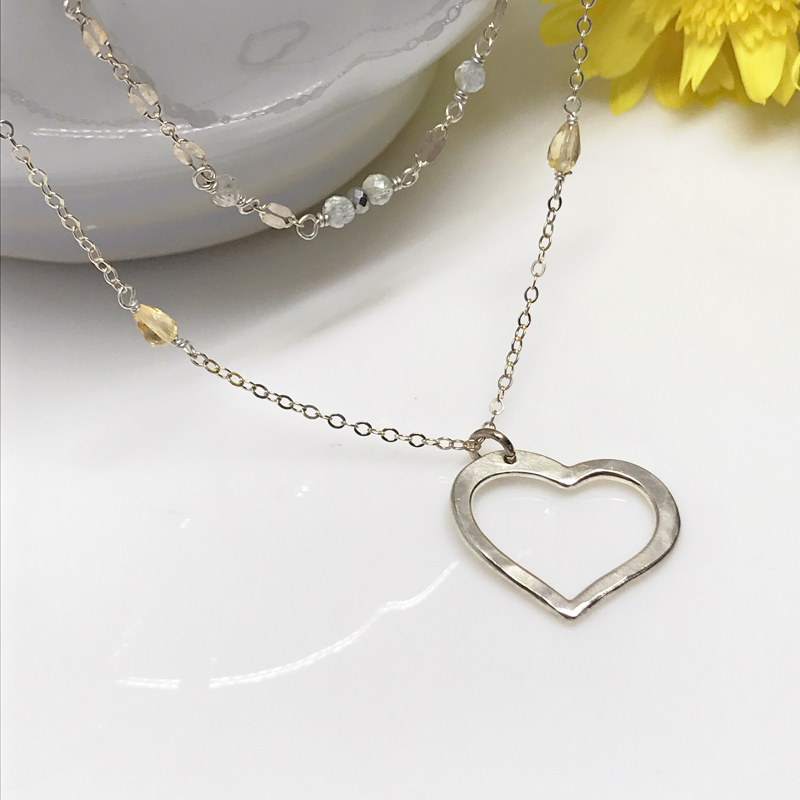 Silver-Layered-Necklace-829-13