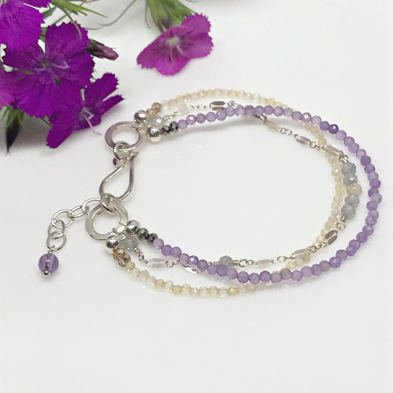Amethyst-Layered-Bracelet-834-10