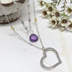 From the Heart-Stone Jewelry