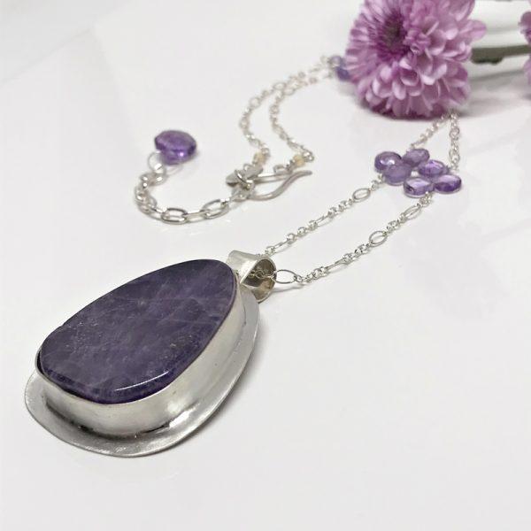 Amethyst-Pendant-Necklace
