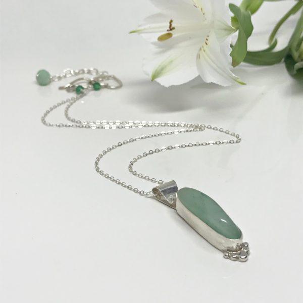 Silver-Pendant-Necklace