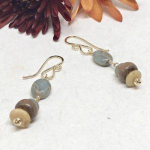 Opal-Dangle-Earrings