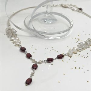 Pearl-Cluster-Necklace