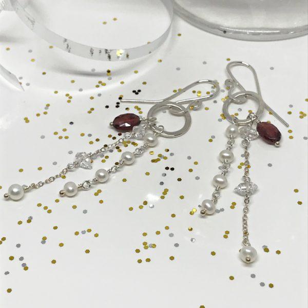 Pearl-Drop-Earrings