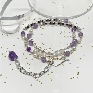 Pearl Wrap-Bracelet