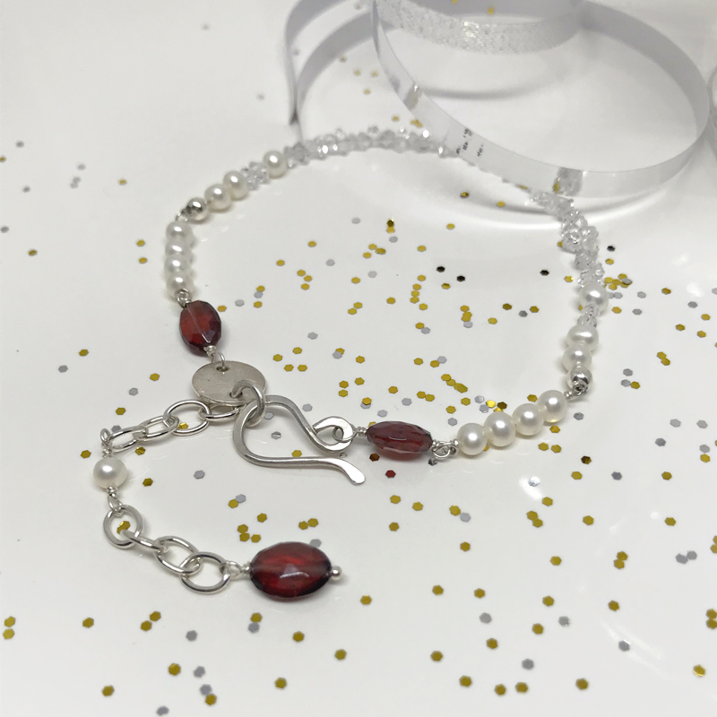 Silver-Pearl-Bracelet-867-4-Holiday